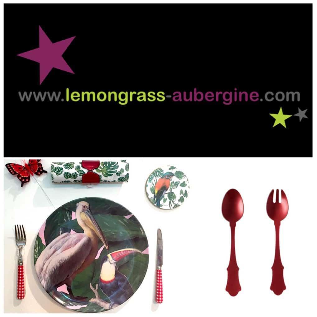 """image-Lemongrass & Aubergine – Boutique de décoration d'intérieur et accessoires :  """"Often useful, always beautiful"""""""