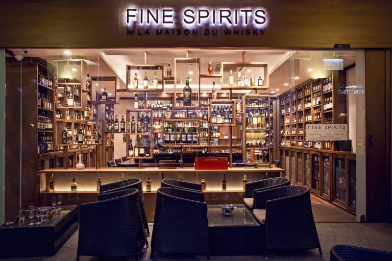 image-La Maison du Whisky – Whisky et Spiritueux retail, bar et wholesale