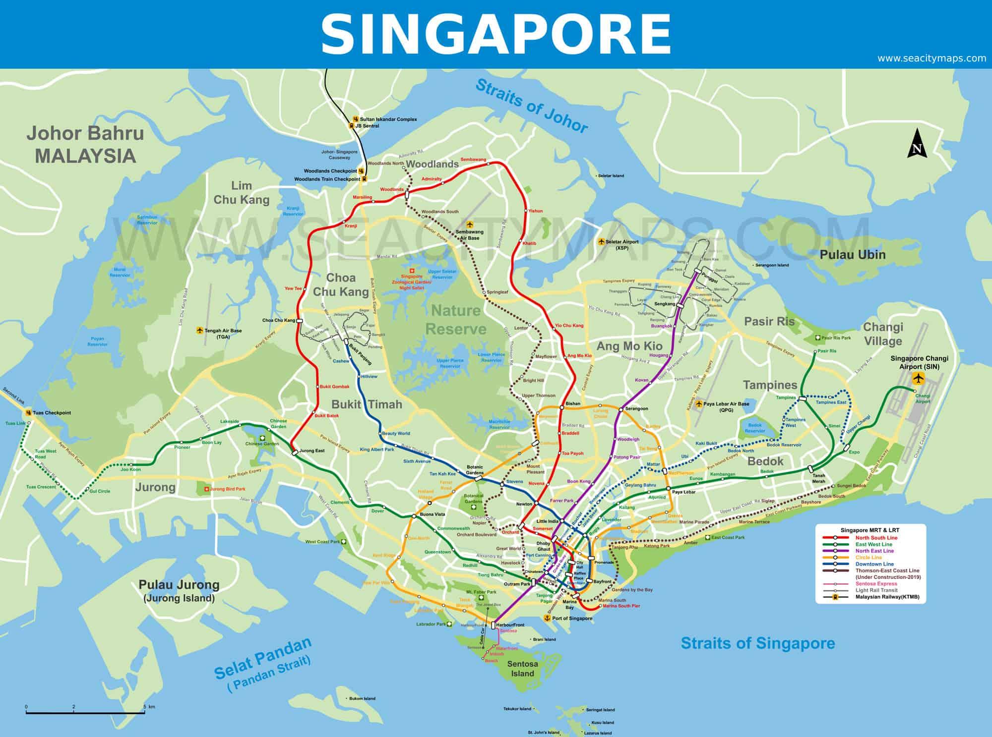 singapore-carte-metro-quartier