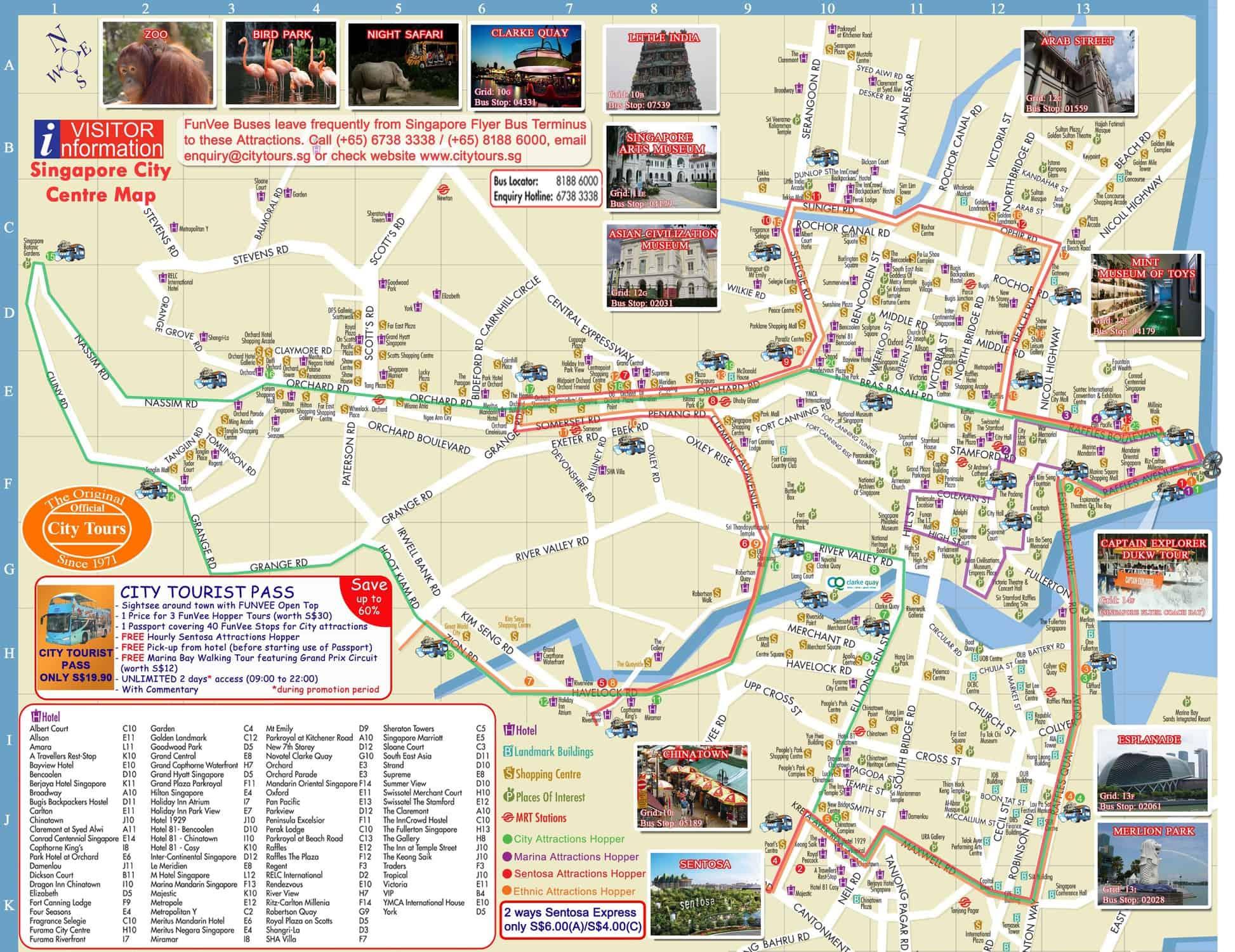 singapour-carte-tourisme