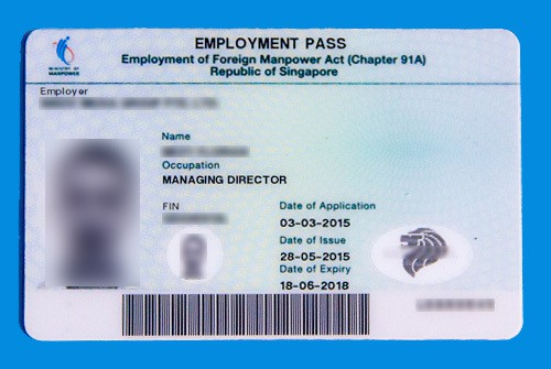 visa-singapour-employment-pass