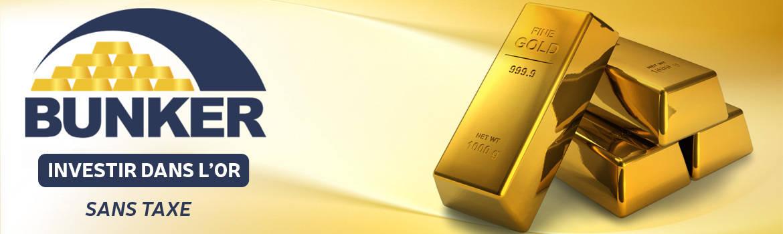 Diversifier son patrimoine en achetant de l'or physique