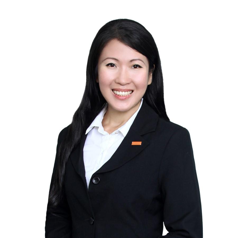 image-Dawn Q.T.  Agent Immobilier Singapourienne Francophone @ OrangeTee