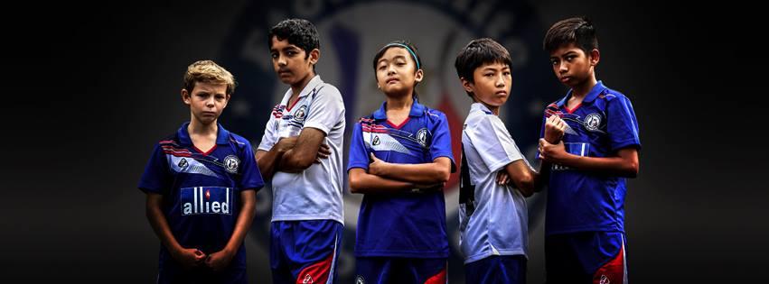 image-ETOILE F.C. Academy: Unique école de football française à Singapour