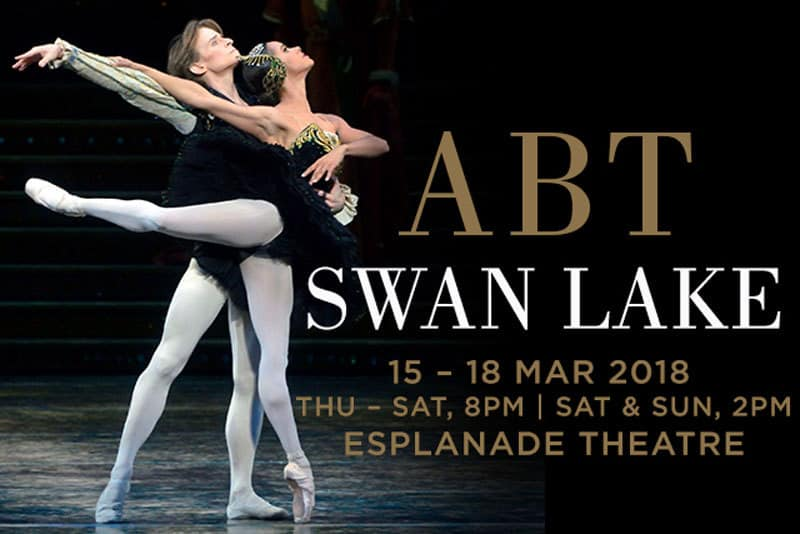 image-American Ballet Theatre – Swan Lake