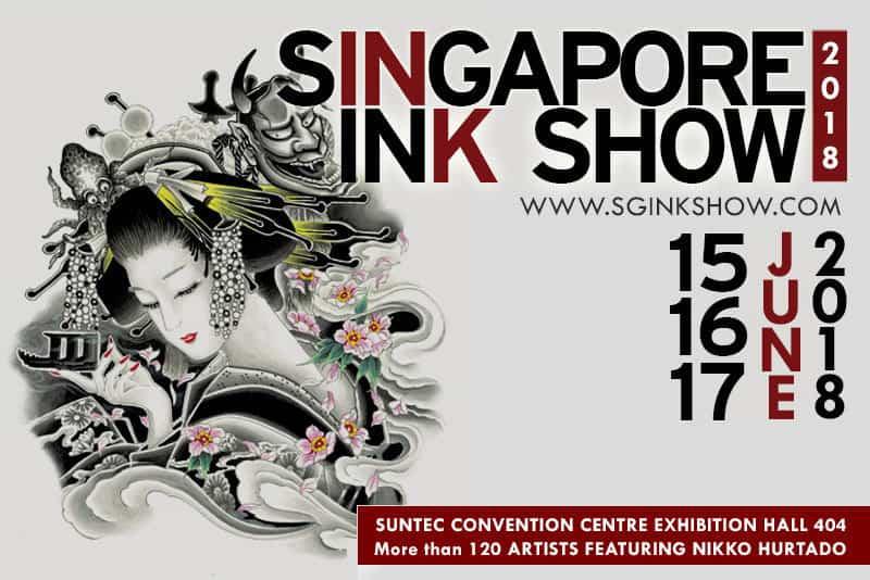 image-Singapore Ink Show 2018