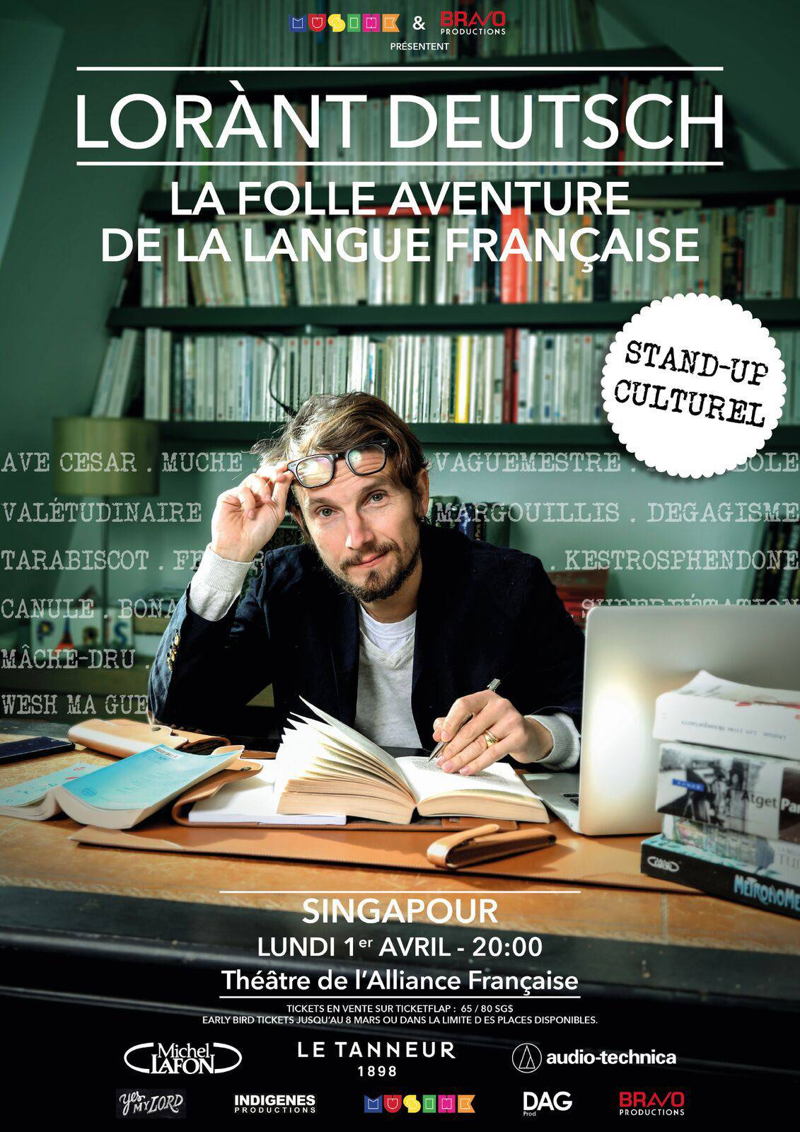 image-La folle aventure de la langue Française