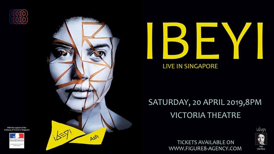 image-IBEYI Live in Singapore