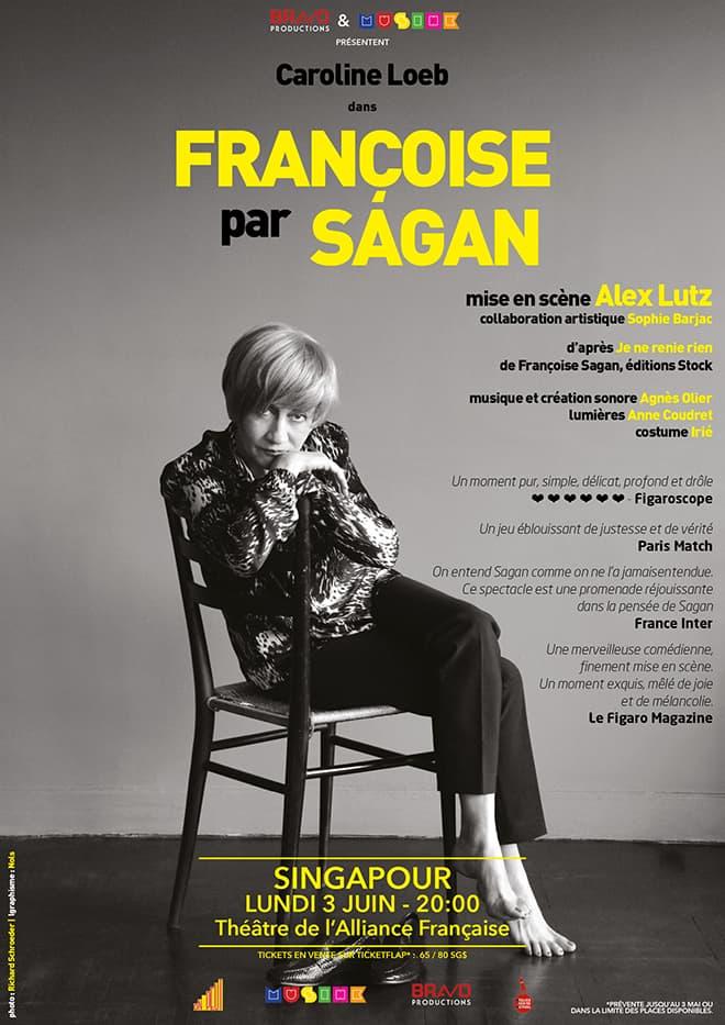 image-Françoise par SAGAN