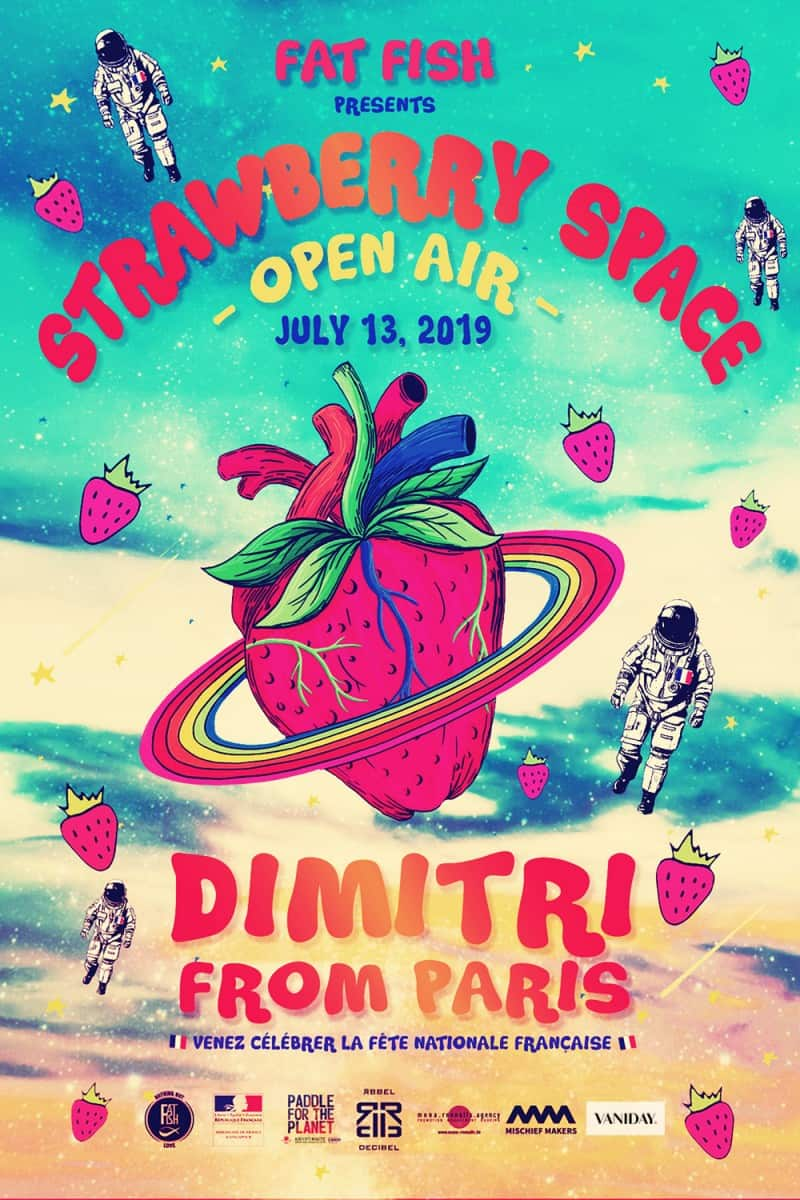 image-Strawberry Space OPEN AIR
