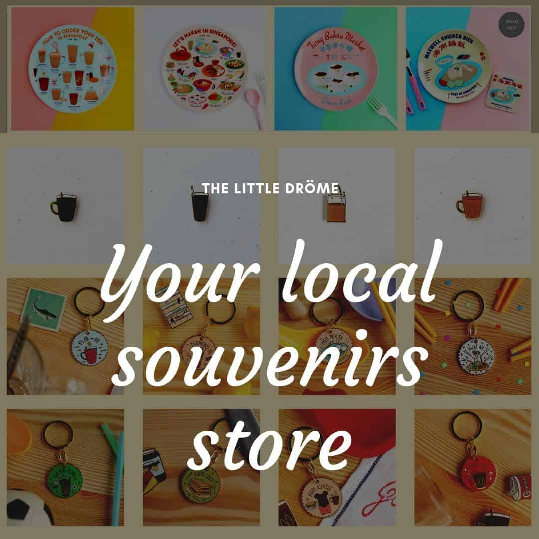 the little drome store