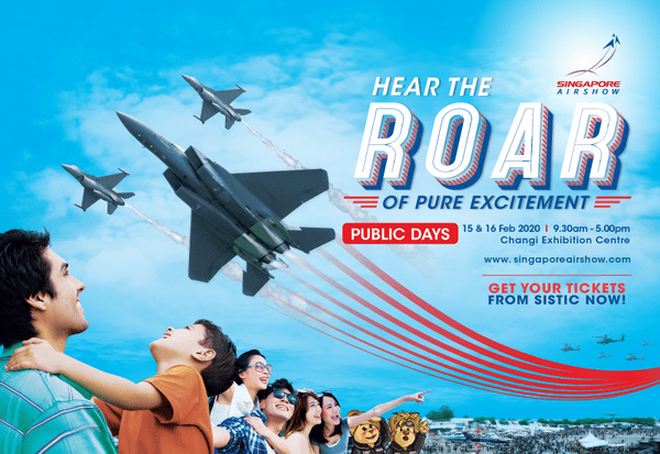 image-Singapore Airshow 2020