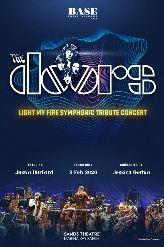 image-The Doors Reimagined au Sand Theatre