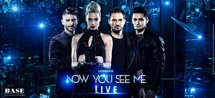 image-Now You See Me Live