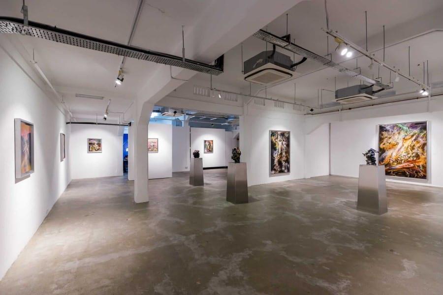 image-Chan + Hori Contemporary: Galerie d'art contemporain spécialisée dans les artistes de Singapour et d'Asie du Sud-Est