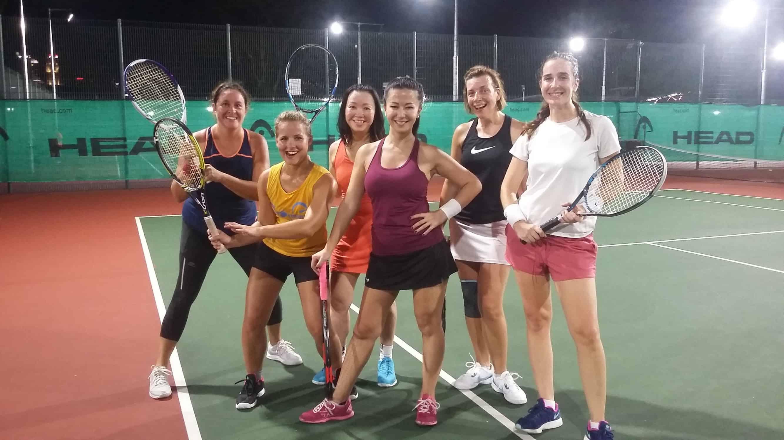 image-B TENNIS: Club de tennis