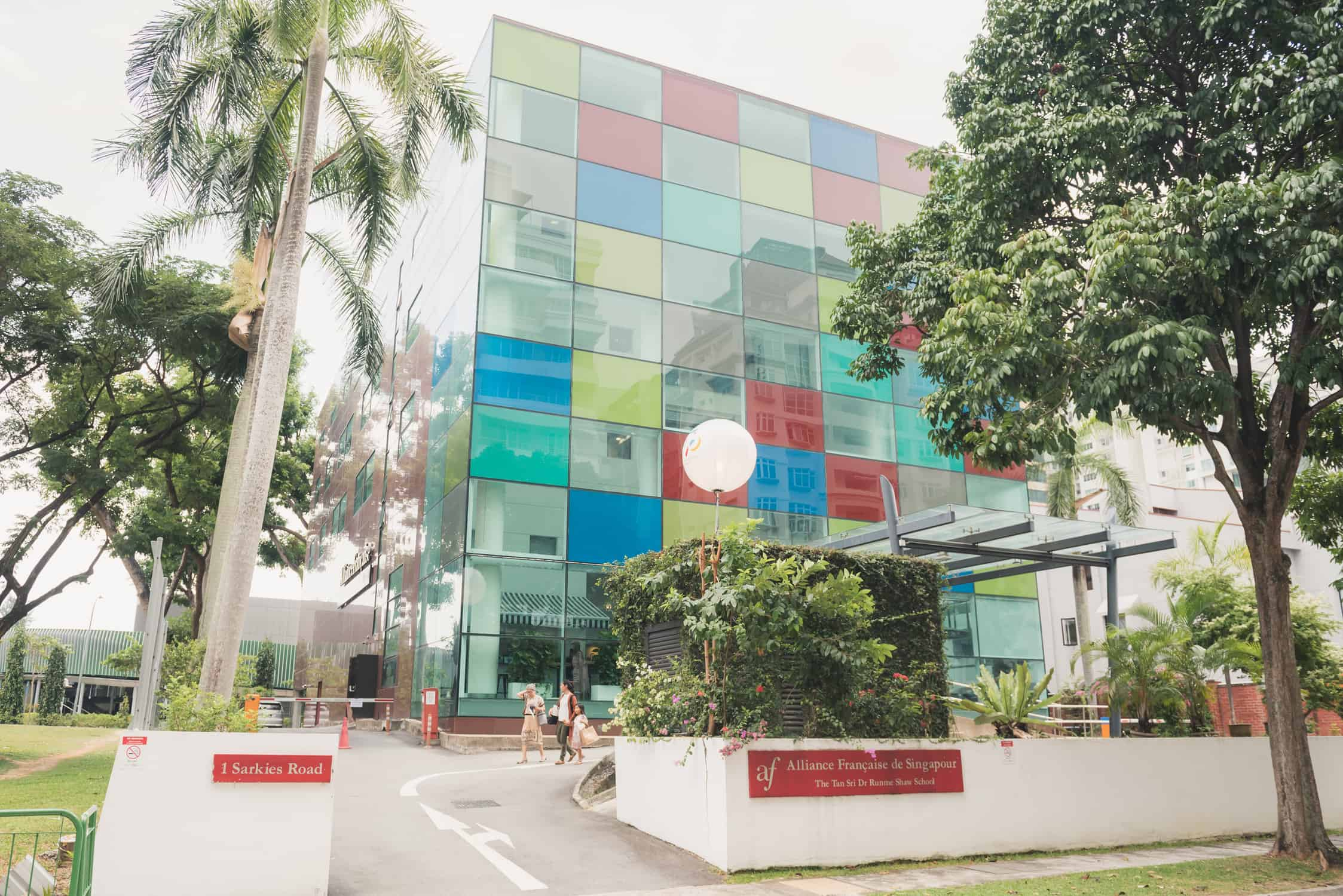 image-Alliance Française de Singapour | Learn French & So Much More